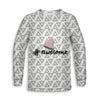 Awesome Pink Toddler Long Sleeve Tee | TinyHumanClothing.com