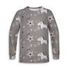 Pink Magic Unicorn Toddler Long Sleeve Tee | TinyHumanClothing.com
