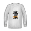 Messy Hair Don't Care Toddler Long Sleeve Tee | TinyHumanClothing.com