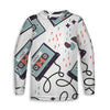 Old School Cassette Cool Toddler Long Sleeve Tee | TinyHumanClothing.com