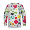 Wow Colors Toddler Long Sleeve Tee | TinyHumanClothing.com