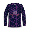 Skateboard Retro Toddler Long Sleeve Tee | TinyHumanClothing.com