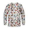 Simple Retro Toddler Long Sleeve Tee | TinyHumanClothing.com
