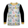 Llama Love Toddler Long Sleeve Tee | TinyHumanClothing.com