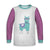 No Drama Llama Toddler Long Sleeve Tee