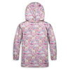 Pink Unicorns Toddler Lightweight Hoodie | TinyHumanClothing.com