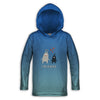 Monster Friends Toddler Lightweight Hoodie | TinyHumanClothing.com