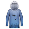 Little Ocean Toddler Lightweight Hoodie | TinyHumanClothing.com