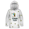 Summer Vibes n' Ice Cream Toddler Lightweight Hoodie | TinyHumanClothing.com