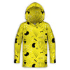 Yellow Diamond Toddler Lightweight Hoodie | TinyHumanClothing.com