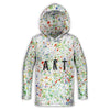 ART Toddler Lightweight Hoodie | TinyHumanClothing.com
