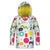 Wow Colors Toddler Lightweight Hoodie
