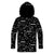 Retro Shapes B&W Toddler Lightweight Hoodie