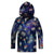Retro Universe Toddler Lightweight Hoodie