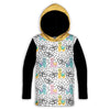 Llama Love Toddler Lightweight Hoodie | TinyHumanClothing.com