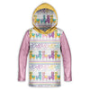 You Are Llamazing Toddler Lightweight Hoodie | TinyHumanClothing.com
