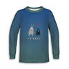 Monster Friends Toddler Sweatshirt | TinyHumanClothing.com