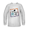 Wild n' Free Monster Toddler Sweatshirt | TinyHumanClothing.com