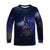 Universe and Moon Toddler Sweatshirt