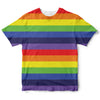 Rainbow Childrens Tee | TinyHumanClothing.com