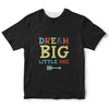 Big Dream Black Toddler Tee | Fabrifaction.com