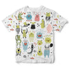 Monsters Toddler Tee | TinyHumanClothing.com