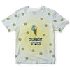 Summer Vibes n' Ice Cream Childrens Tee | TinyHumanClothing.com