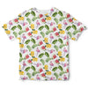 Trendy Summer Childrens Tee | TinyHumanClothing.com