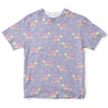 Turtle Flower Childrens Tee | TinyHumanClothing.com