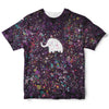 Paint Elephant Toddler Tee | Fabrifaction.com