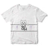 Kitty Love Toddler Tee | TinyHumanClothing.com