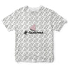 Triangle Awesome Pink Toddler Tee | Fabrifaction.com