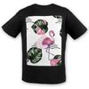 Cute Flamingos Cotton Tee | TinyHumanClothing.com