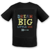 Dream Big Cotton Tee | TinyHumanClothing.com