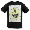 Summer Vibes n' Ice Cream Cotton Tee | TinyHumanClothing.com