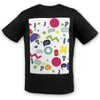 Wow Colors Cotton Tee | TinyHumanClothing.com