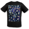 Retro Universe Cotton Tee | TinyHumanClothing.com