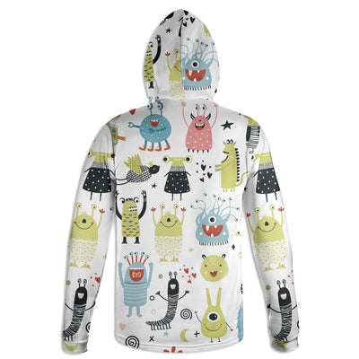 Monsters Hoodie | TinyHumanClothing.com