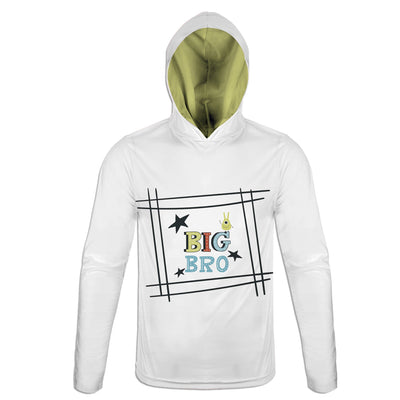 Big Brother Lightweight Hoodie | TinyHumanClothing.com