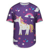 I love Unicorns Scoop Tee | TinyHumanClothing.com