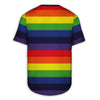 Rainbow Scoop Tee | TinyHumanClothing.com