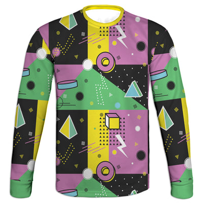 90's Three Ring Binder Sweatshirt | TinyHumanClothing.com