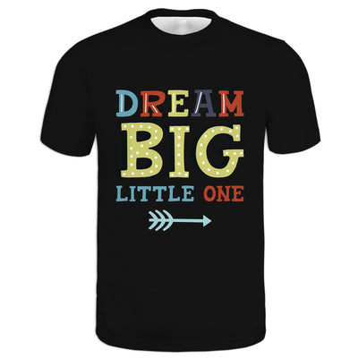 Dream Big Tee | TinyHumanClothing.com