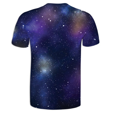 Universe and Moon Tee | TinyHumanClothing.com