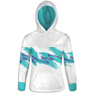 Paper Cup Womens Hoodie | TinyHumanClothing.com