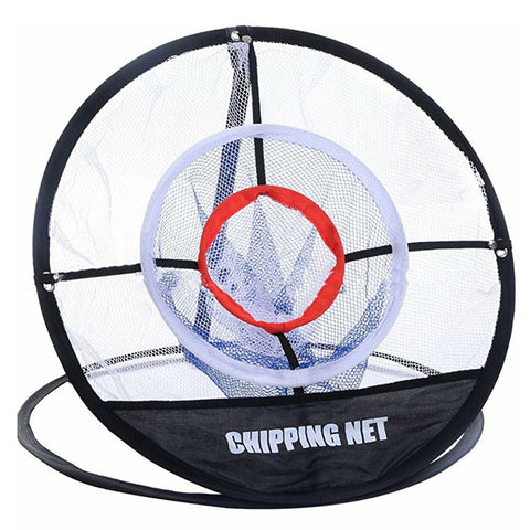 PGM Golf Pop UP  Easy Net Golf Training Aids Metal + Net