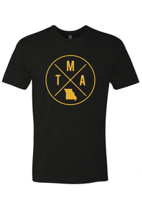Sale: Circle Logo Missouri Tee