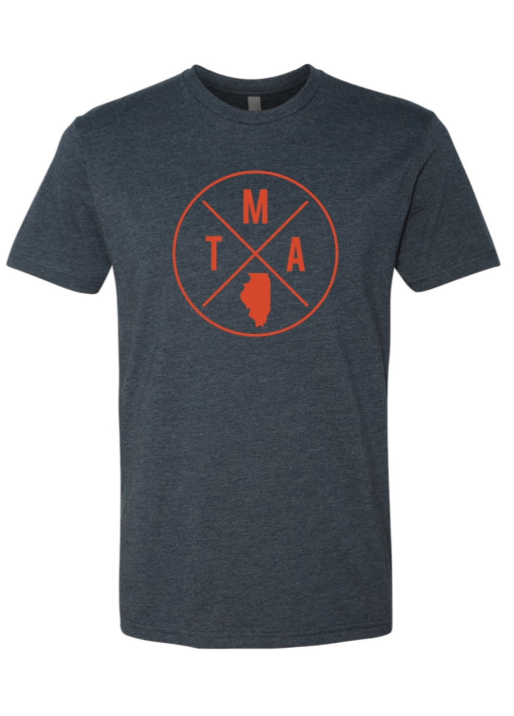 Sold Out: Circle Logo Illinois Tee