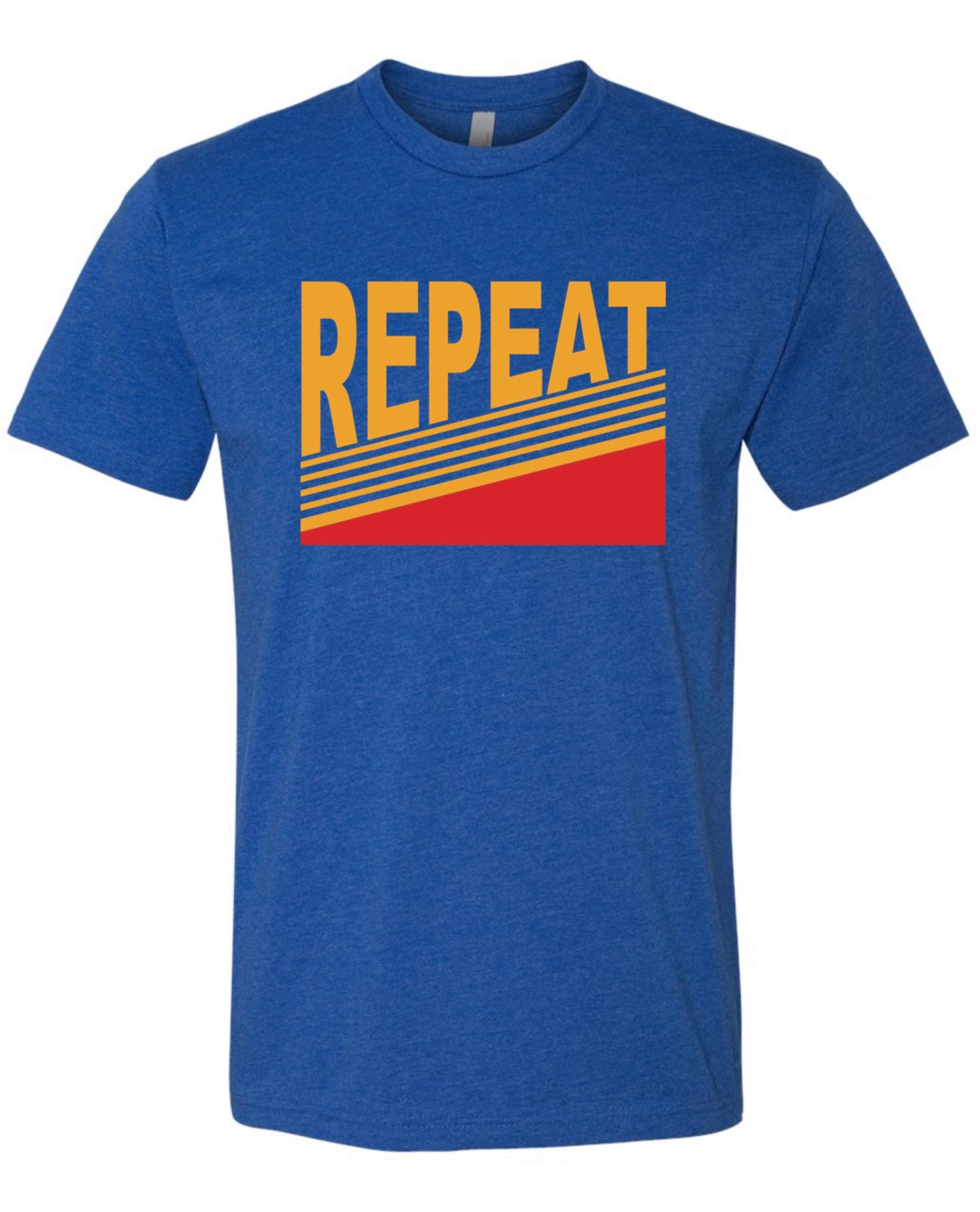 Blue REPEAT T