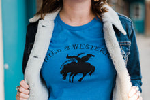 Load image into Gallery viewer, Wild & Western Tee